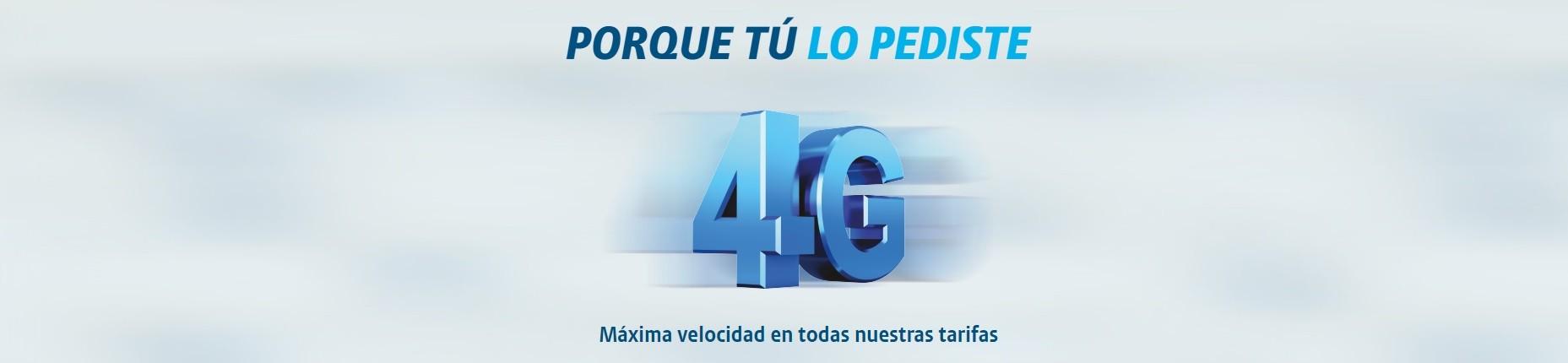 Digimobil ya dispone de 4G